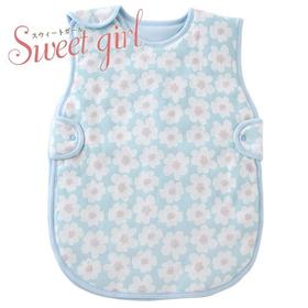 赤ちゃんの眠りを優しくサポートする花柄スリーパー
