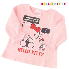 HELLO KITTY ハローキティー 長袖Tシャツ