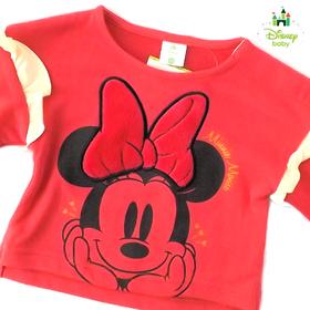 Disney baby ディズニーミニーマウス長袖ベビー服