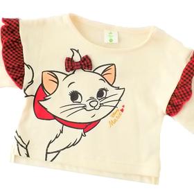 Disney baby おしゃれキャット マリーちゃん長袖ベビー服