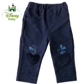 Disney baby ミッキーマウス長ズボン