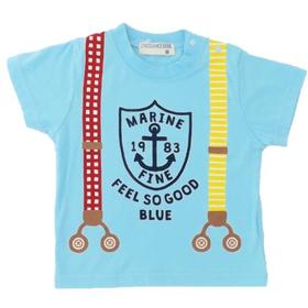 CROISSANCE BEBE カジュアルMARINETシャツ サイズ80(12~18ヶ月)