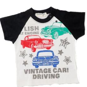 CROISSANCE BEBE カジュアルTシャツ(CAR) サイズ80(12~18ヶ月)