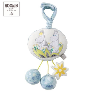 Moomin baby ムーミン ジッタートイ/ムーミン&スノークのおじょうさん
