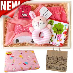 女の子出産祝い sanrio マイメロディ ベビーワンピースギフトセット
