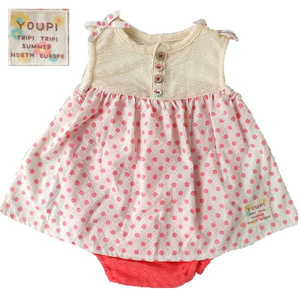 YOUPI summer baby one-piece dress