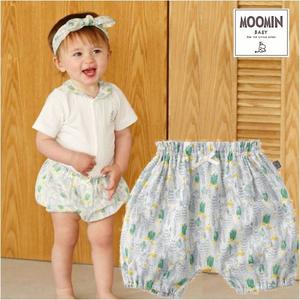 Moomin baby ムーミン かぼちゃパンツ/ボンゴボンゴ/ホワイト