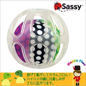 sassy サッシー スクイッシュ&チャイム・ボール