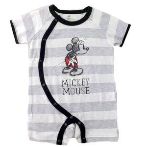Disney baby ミッキーマウスロンパース