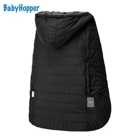 Baby Hopper ウインター・マルチプルカバー/ブラック