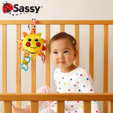 sassy鏡のおもちゃ
