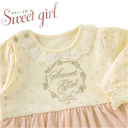 sweet girl ベビー服