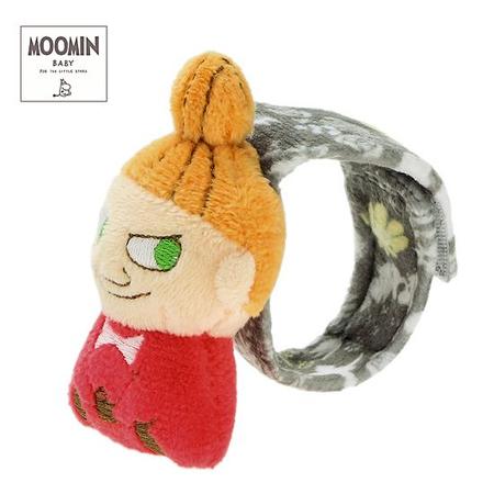 ムーミン手首に付けるおもちゃ