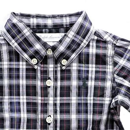 ラルフローレンベビー服 長袖シャツ