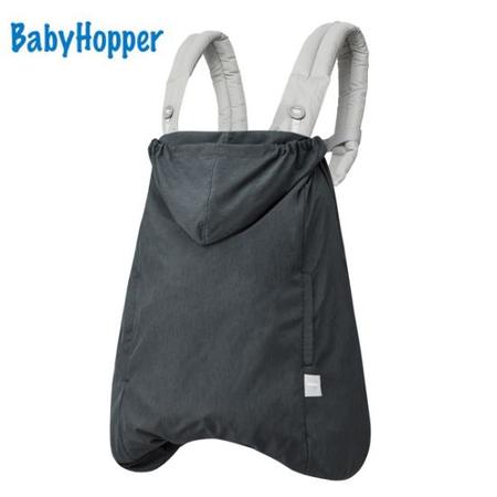 Baby Hopper エルゴベビー用ウェザーカバー/チャコール