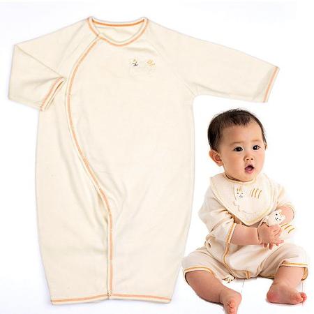 pompkins  日本製ベビー服シマリス