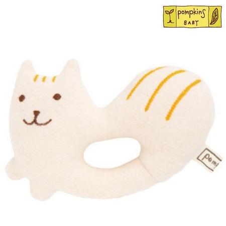 pompkins  日本製おもちゃシマリス