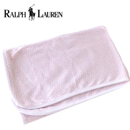 RALPH LAUREN ラルフローレン 女の子ブランケット