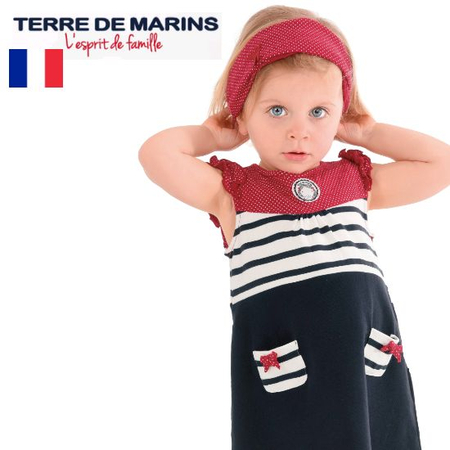 フランス製テールドマラン ワンピース