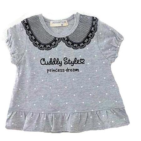 女の子ベビー服 Tシャツ